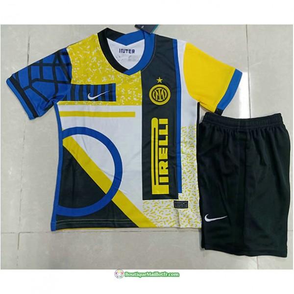 Maillot Inter Milan Enfant 2021 2022 Third