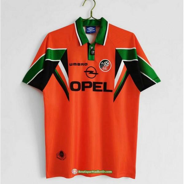 Maillot Irlande Rétro 1997 98 Exterieur