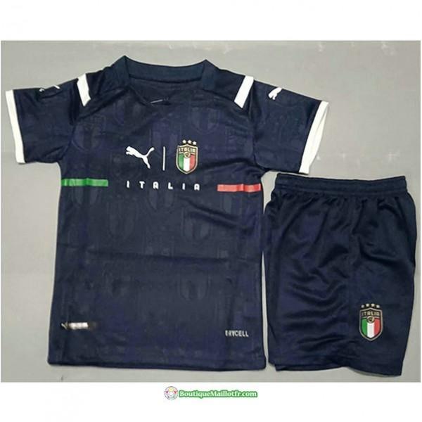 Maillot Italie Enfant 2021 2022 Bleu