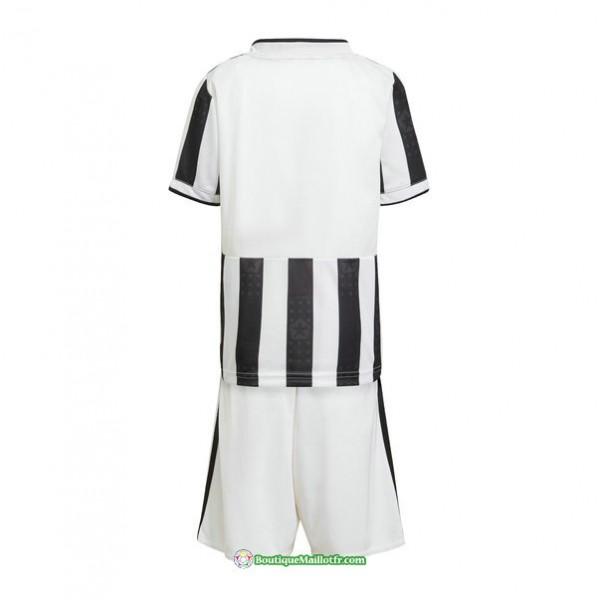 Maillot Juventus Enfant 2021 2022 Domicile
