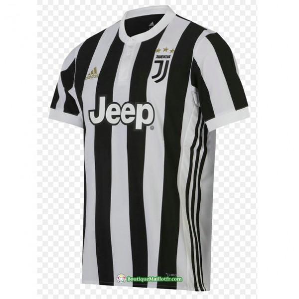 Maillot Juventus Rétro 17 18 Domicile