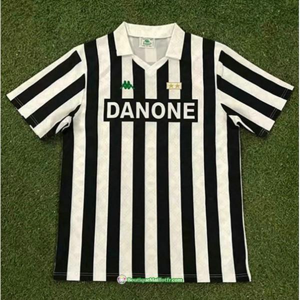 Maillot Juventus Rétro 1992 94 Domicile