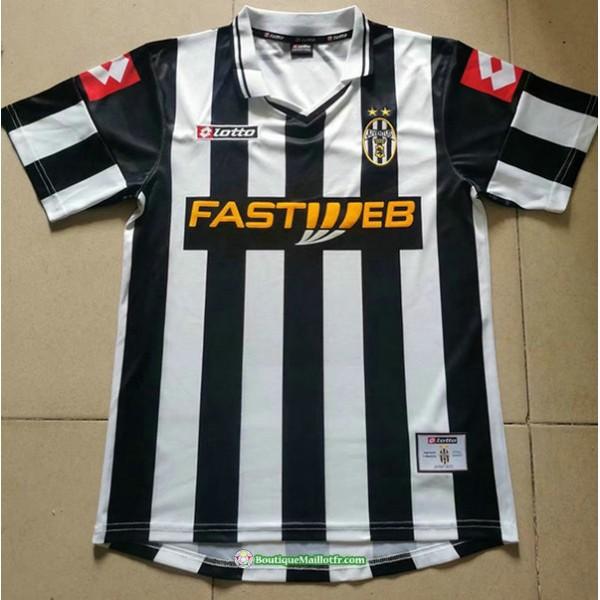 Maillot Juventus Rétro 2001 02 Domicile