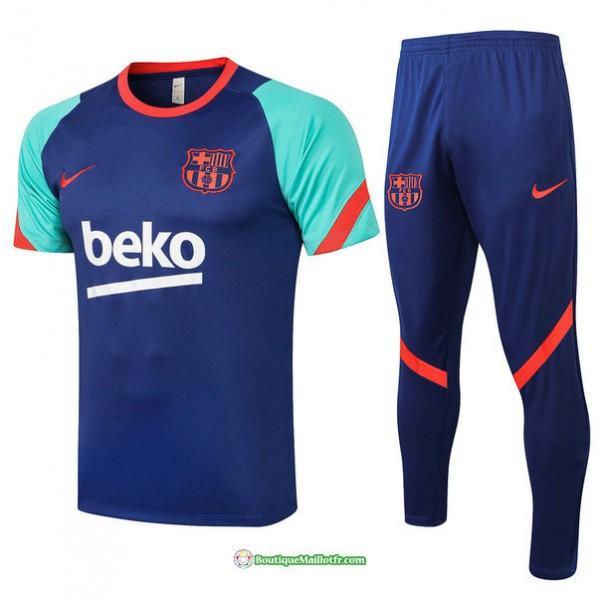 Maillot Kit Entraînement Barcelone 2021 2022 Trai...