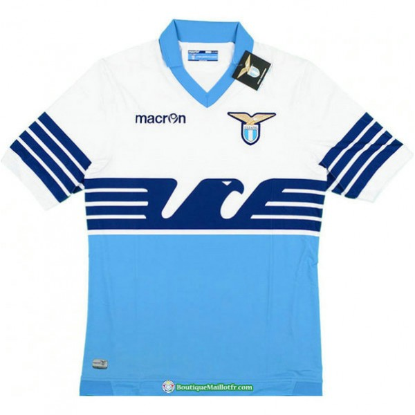 Maillot Lazio Rétro 2014 15 Domicile