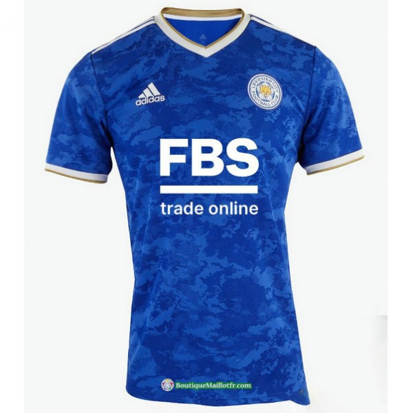 Maillot Leicester City 2021 2022 Domicile