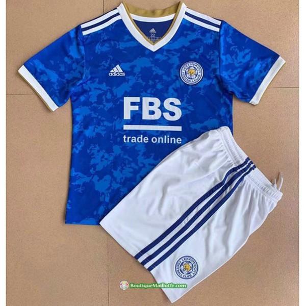 Maillot Leicester City Enfant 2021 2022 Domicile