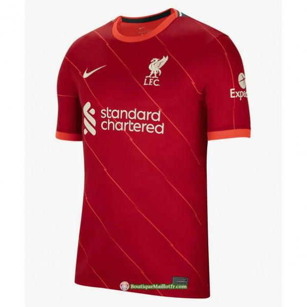 Maillot Liverpool 2021 2022 Domicile