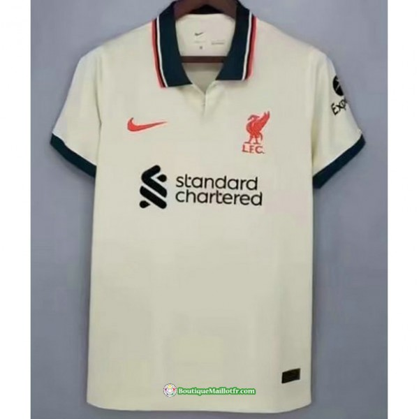 Maillot Liverpool 2021 2022 Exterieur