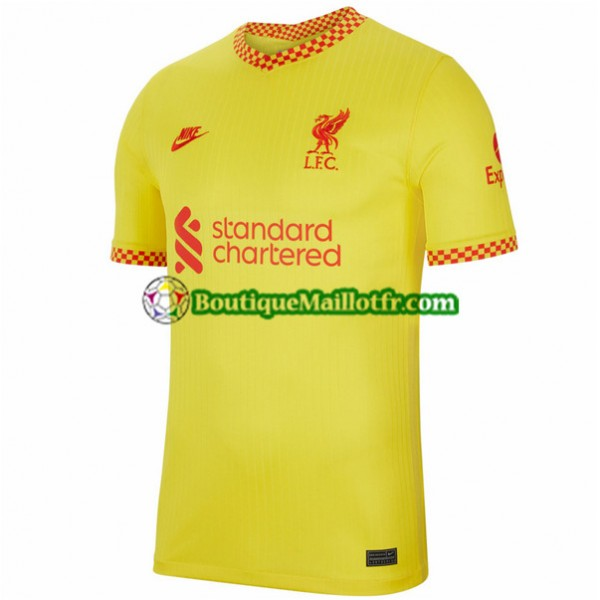 Maillot Liverpool 2021 2022 Third