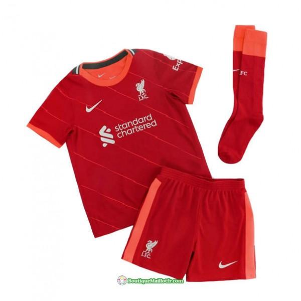 Maillot Liverpool Enfant 2021 2022 Domicile