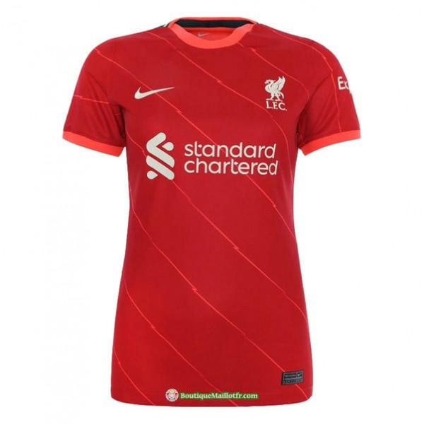 Maillot Liverpool Femme 2021 2022 Domicile