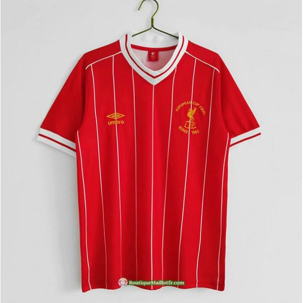Maillot Liverpool Rétro 1981 84 Domicile Champion...