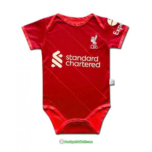 Maillot Liverpool Baby 2021 2022 Domicile