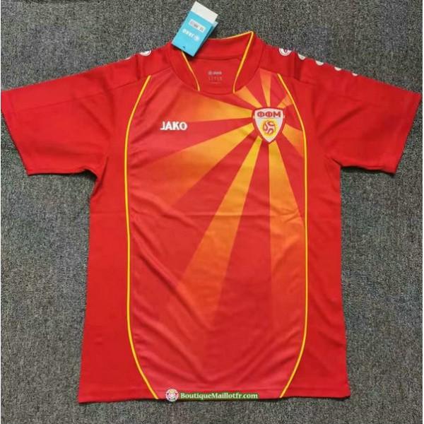 Maillot Macédoine 2021 2022 Domicile