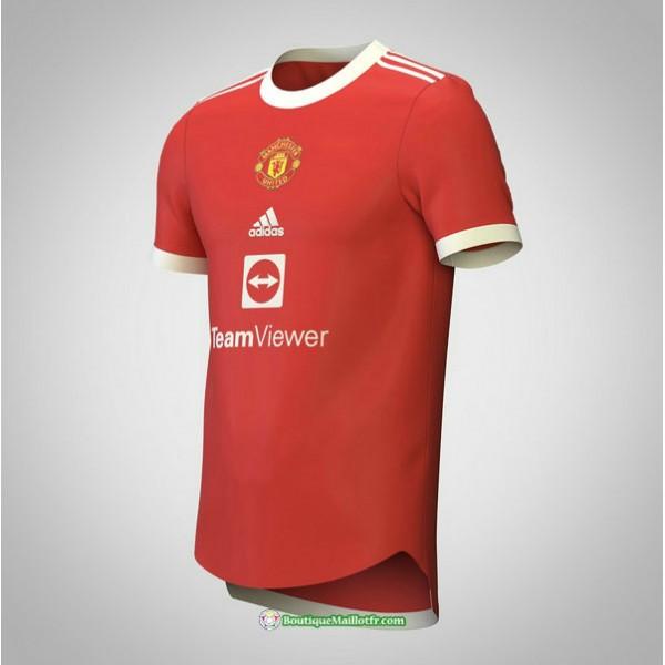 Maillot Manchester United 2021 2022 Domicile