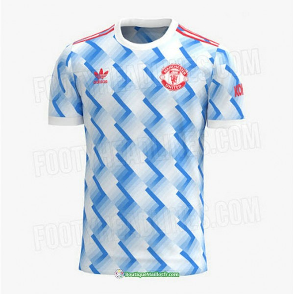 Maillot Manchester United 2021 2022 Exterieur