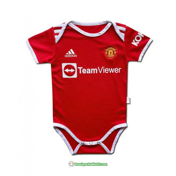 Maillot Manchester United Baby 2021 2022 Domicile