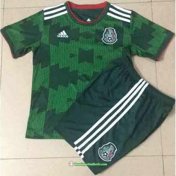 Maillot Mexique Enfant 2021 2022 Exterieur