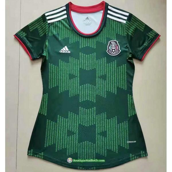 Maillot Mexique Femme 2021 2022 Vert