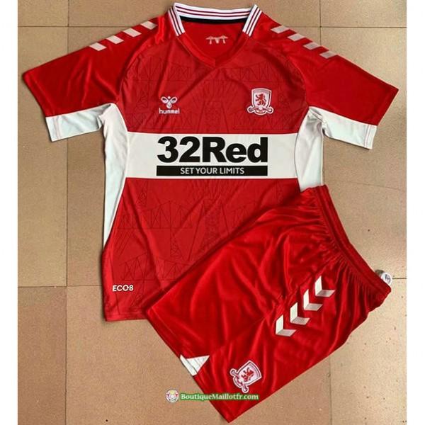 Maillot Middlesbrough Enfant 2021 2022 Domicile