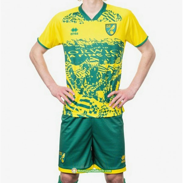 Maillot Norwich City 2021 2022 Special Edition