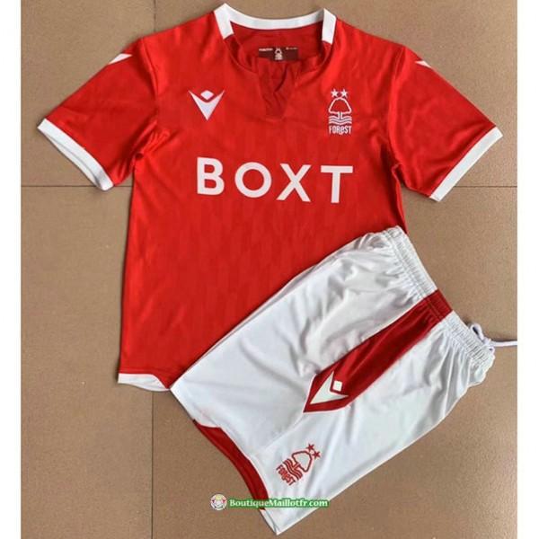 Maillot Nottingham Forest Enfant 2021 2022 Domicil...