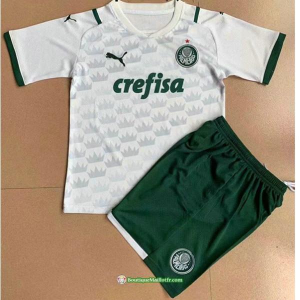 Maillot Palmeiras Enfant 2021 2022 Exterieur