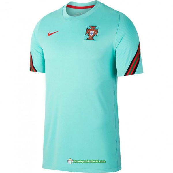 Maillot Portugal 2021 2022 Training Vert
