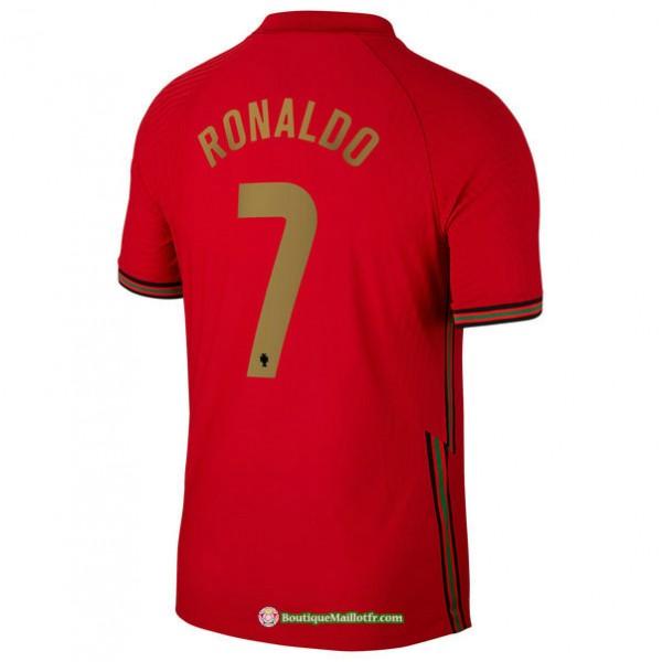 Maillot Portugal Domicile Ronaldo 7 Euro 2020
