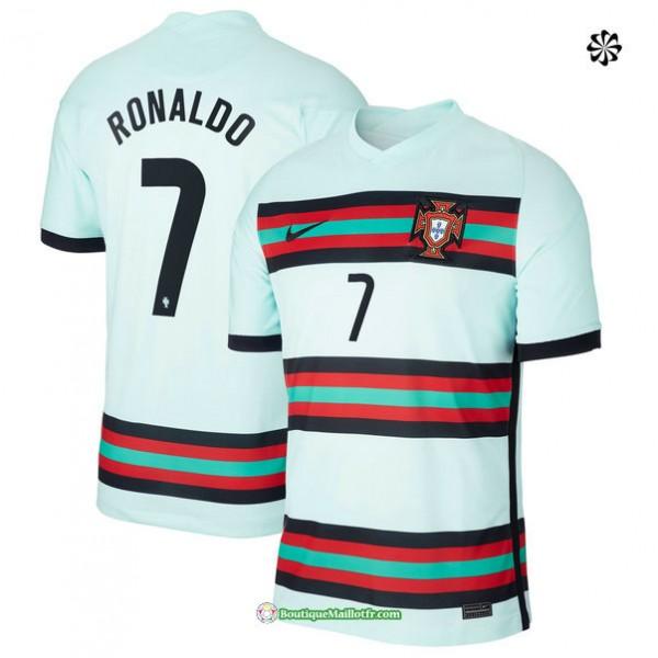 Maillot Portugal Exterieur Ronaldo 7 Euro 2020