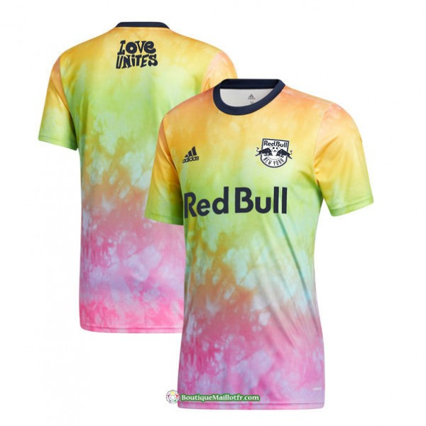 Maillot Rb Leipzig 2021 2022 Pride Pre Match Top