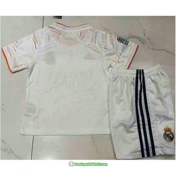Maillot Real Madrid Enfant 2021 2022 Domicile