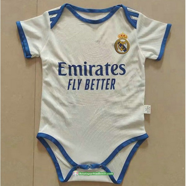 Maillot Real Madrid Baby 2021 2022 Domicile