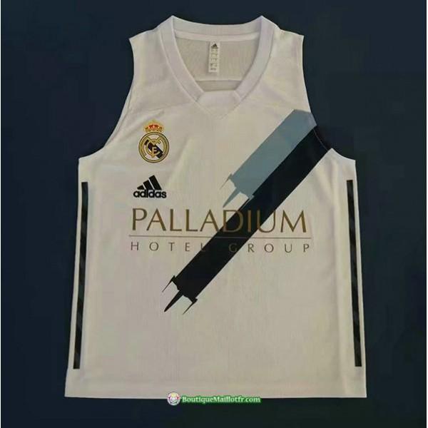 Maillot Real Madrid Vest 2021 2022 Commemorative B...
