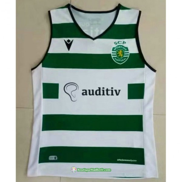 Maillot Sporting Cp 2021 2022 Vest