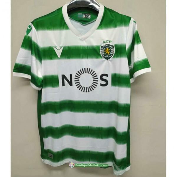 Maillot Sporting Lisbon 2021 2022 Domicile