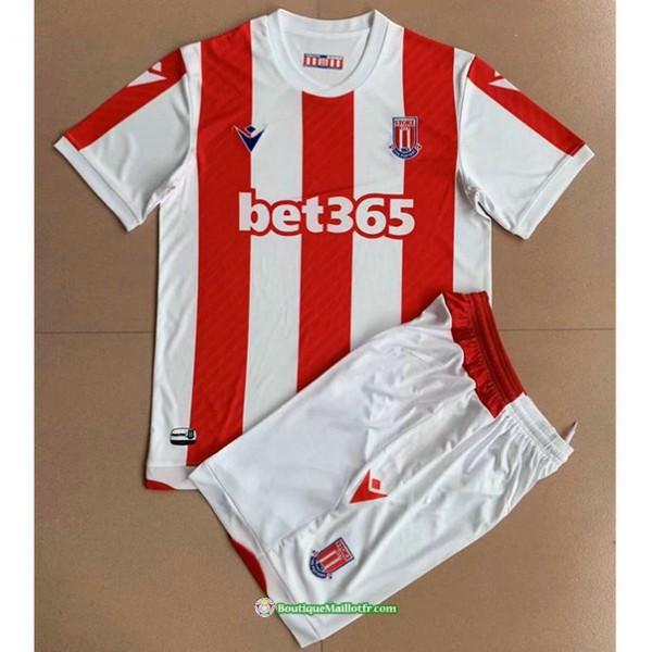 Maillot Stoke City Enfant 2021 2022 Domicile