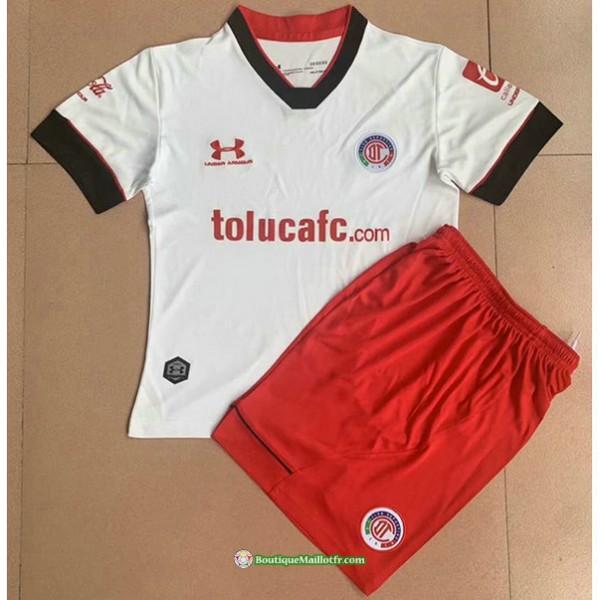 Maillot Toluca Enfant 2021 2022 Exterieur