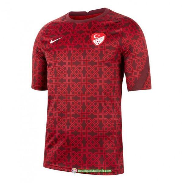 Maillot Turquie Pre Match Training 2020