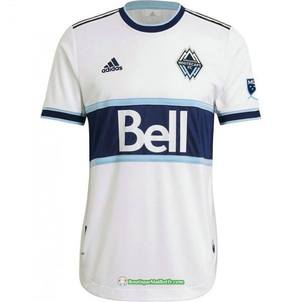 Maillot Vancouver Blanccaps 2021 2022 Domicile