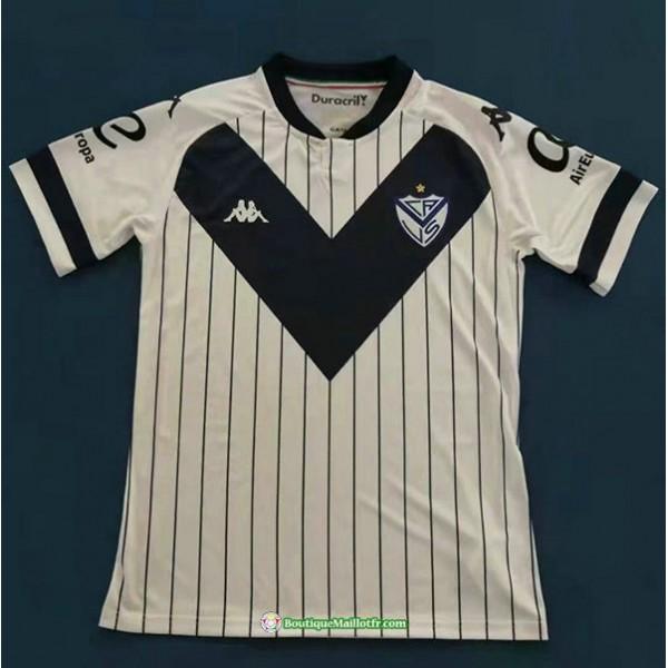 Maillot Vélez Sarsfield 2021 2022 Domicile Blanc