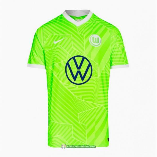 Maillot Vfl Wolfsburg 2021 2022 Domicile