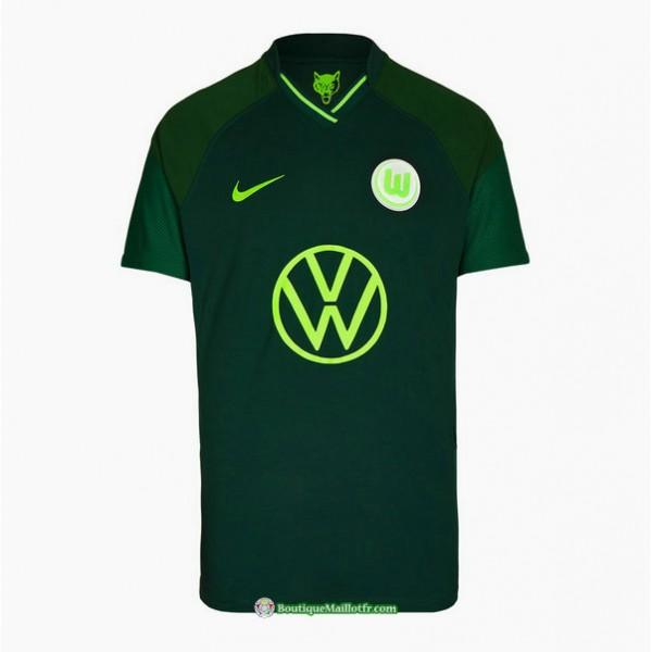 Maillot Vfl Wolfsburg 2021 2022 Exterieur