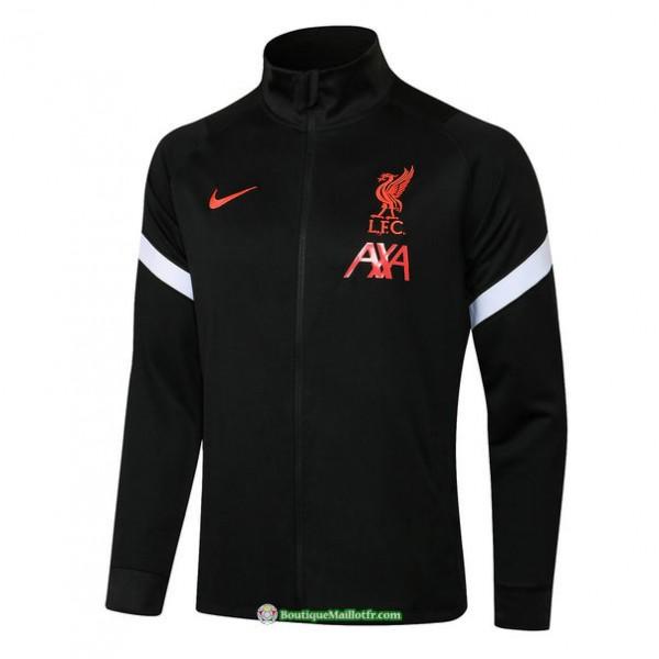Veste Liverpool 2021 2022 Noir