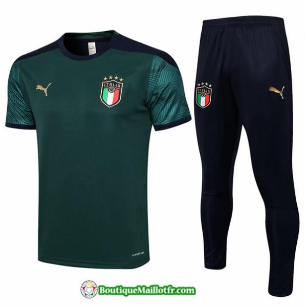 Kit Maillot Entraînement Italie 2021 2022 Trainin...