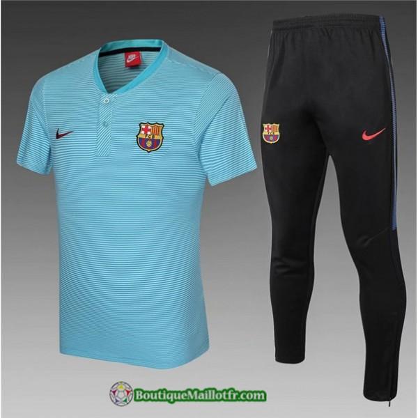 Kit Maillot Entraînement Polo Barcelone 2021 2022...