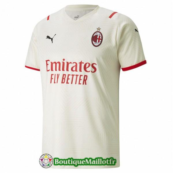 Maillot Ac Milan 2021 2022 Exterieur