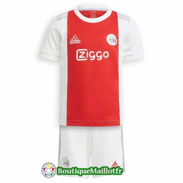 Maillot Afc Ajax Enfant 2021 2022 Domicile