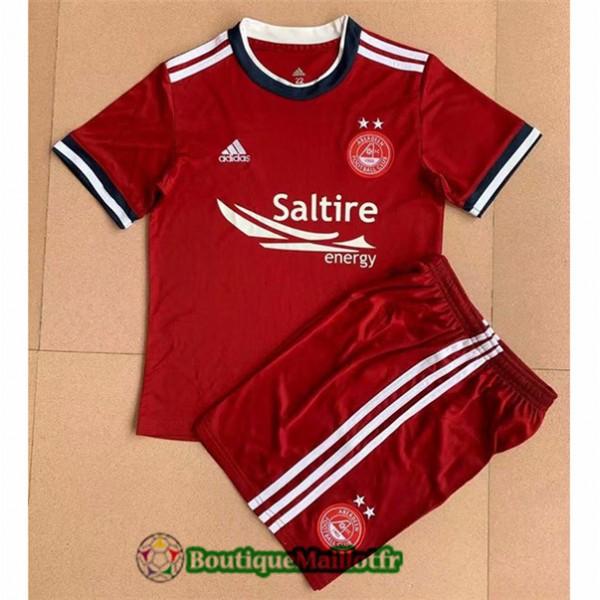Maillot Aberdeen Enfant 2021 2022 Domicile